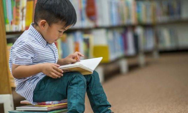 cara agar anak suka membaca